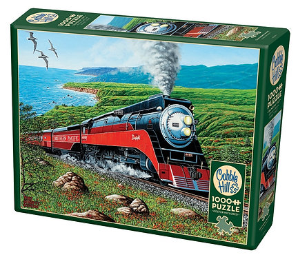 1000PC PUZZLE - SOUTHERN PACIFIC - 80291