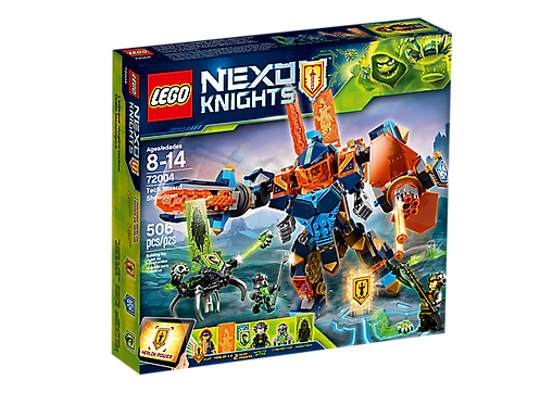 LEGO® NEXO KNIGHTS -TECH WIZARD SHOWDOWN