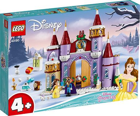 LEGO® DISNEY - BELLE'S CASTLE WINTER CELEBRATION - 43180