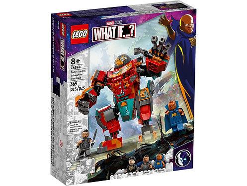 LEGO® SUPER HEROES - TONY STARK'S SAKAARIAN IRON MAN - 76194