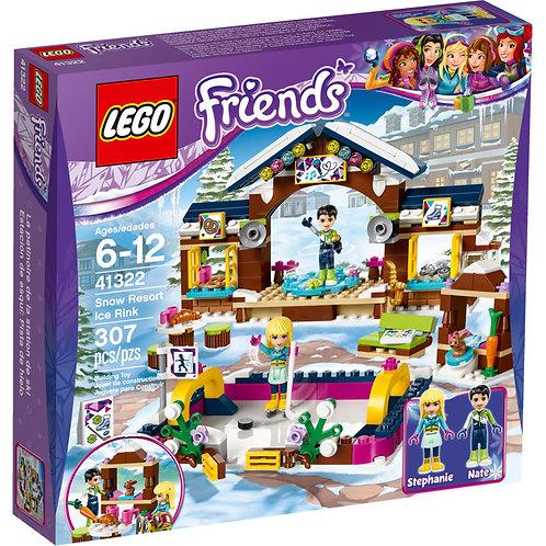 LEGO® FRIENDS - SNOW RESORT ICE RINK