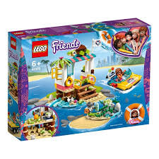 LEGO® FRIENDS - TURTLES RESCUE MISSION - 41376