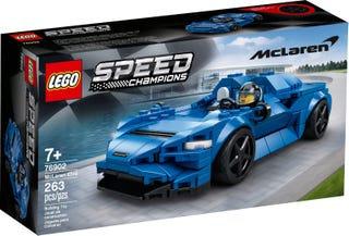 LEGO® SPEED CHAMPIONS - MCLAREN ELVA - 76902