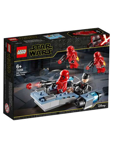 LEGO® STAR WARS - SITH TROOPERS BATTLE PACK - 75266