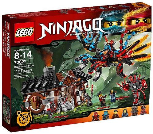 LEGO® NINJAGO - DRAGON'S FORGE