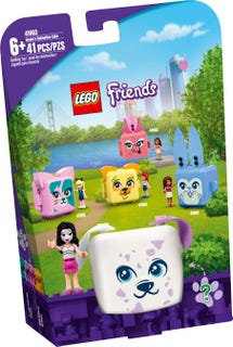 LEGO® FRIENDS - EMMA'S DALMATION CUBE - 41663