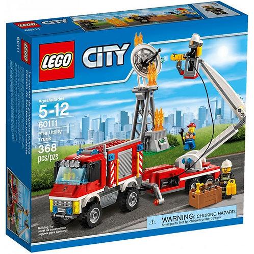 LEGO® CITY - FIRE UTILITY TRUCK