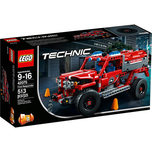 LEGO® TECHNIC - FIRST RESPONDER
