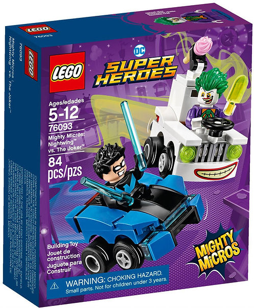 LEGO®  SUPER HEROES - MIGHTY MICROS - NIGHTWING VS THE JOKER