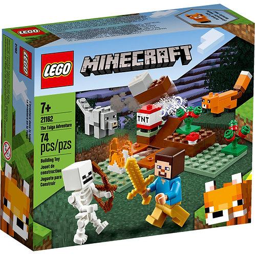 LEGO® MINECRAFT - THE TAIGA ADVENTURE - 21162