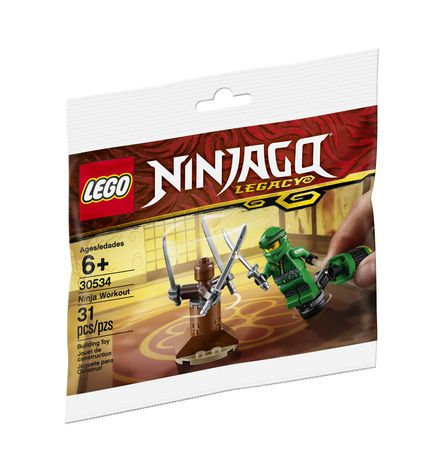 LEGO® NINJAGO - 30534 NINJA WORKOUT RECRUITMENT PACKET