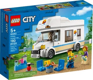 LEGO® CITY - HOLIDAY CAMPER VAN - 60283
