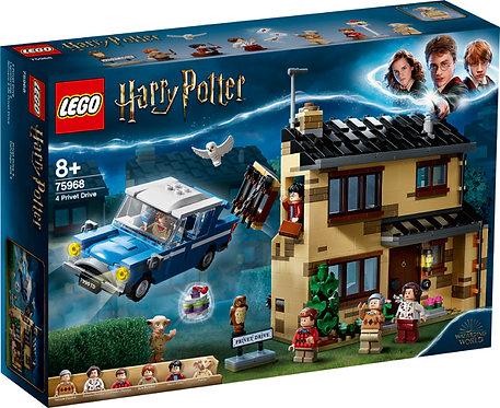 LEGO® HARRY POTTER - 4 PRIVET DRIVE - 75968