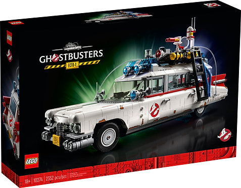 LEGO® GHOST BUSTERS - ECTO-1 - 10274