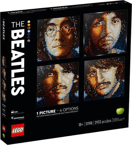 LEGO® ART - THE BEATLES - 31198