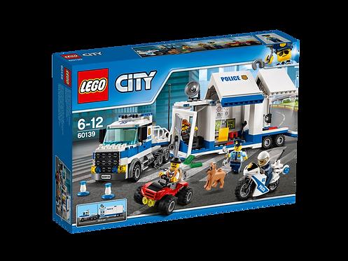 LEGO® CITY - MOBILE COMMAND CENTER