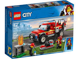 LEGO® CITY - CITY TOWN - FIRE CHIEF RESPONSE TRUCK - 60231