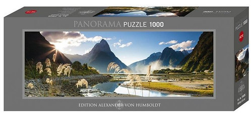 1000PC PUZZLE MILFORD SOUND 29606