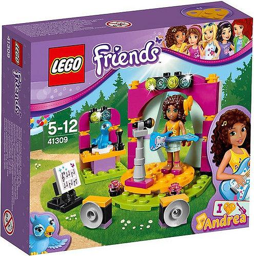 LEGO® FRIENDS - ANDREA'S MUSICAL DUET