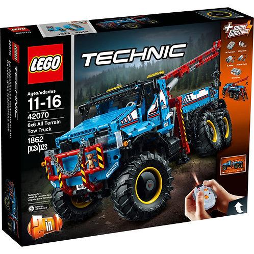 LEGO® TECHNIC - 6X6 ALL TERRAIN TOW TRUCK