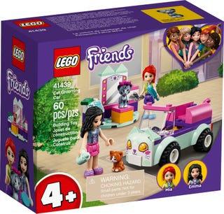 LEGO® FRIENDS - CAT GROOMING CAR - 41439