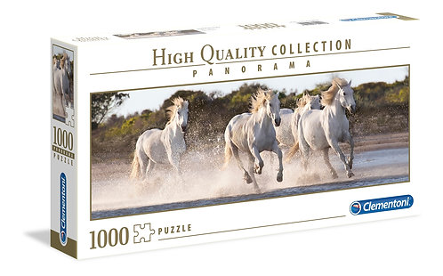 1000PC PUZZLE -RUNNINNG HORSES - 39441
