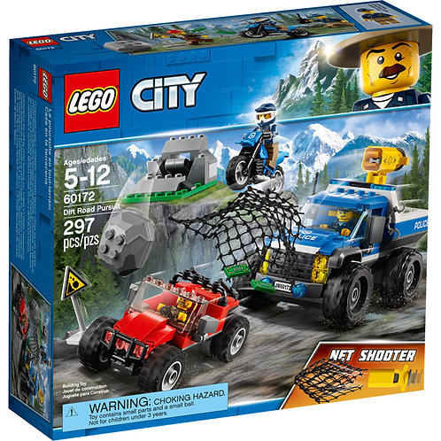 LEGO® CITY - DIRT ROAD PURSUIT