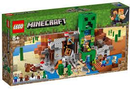 LEGO® MINECRAFT THE CREEPER MINE