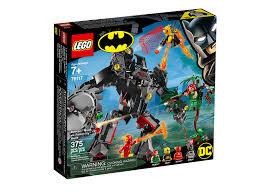 LEGO® SUPER HEROES - BATMAN MECH VS. POISON IVY MECH