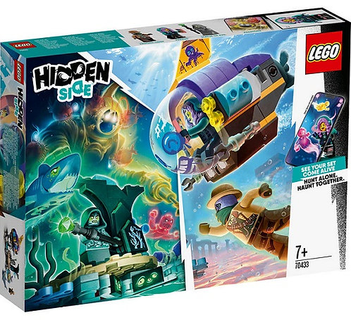 LEGO® HIDDEN SIDE - J.B.'S SUBMARINE - 70433