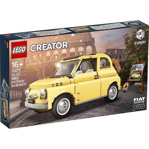 LEGO® CREATOR EXPERT - FIAT 500 - 10271
