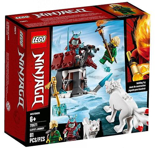 LEGO® NINJAGO - LLOYD'S JOURNEY - 70671