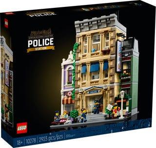 LEGO® CREATOR EXPERT - POLICE STATION - 10278