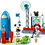 Thumbnail: LEGO® JUNIORS (=4+) - MICKEY MOUSE & MINNI MOUSE'S SPACE ROCKET - 10774