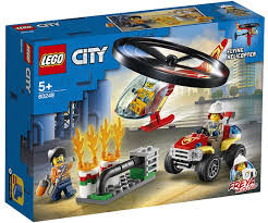 LEGO® CITY - FIRE HELICOPTER RESPONSE - 60248