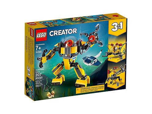 LEGO® CREATOR - UNDERWATER ROBOT - 31090