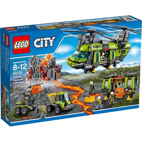 LEGO® CITY - VOLCANO HEAVY LIFT HELICOPTER