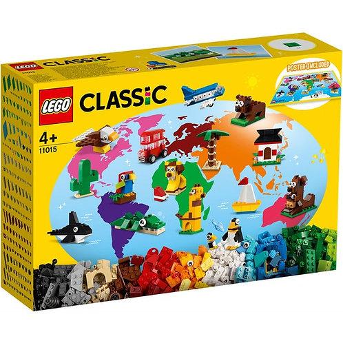 LEGO® CLASSIC - AROUND THE WORLD - 11015