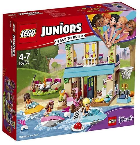 LEGO® JUNIORS - STEPHANIE'S LAKESIDE HOUSE