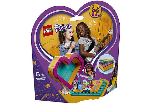 LEGO® FRIENDS - ANDREA'S HEART BOX