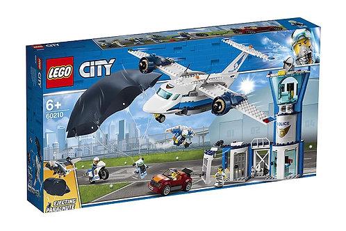 LEGO® CITY - SKY POLICE AIR BASE