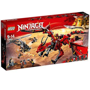 LEGO® NINJAGO - FIRSTBOURNE