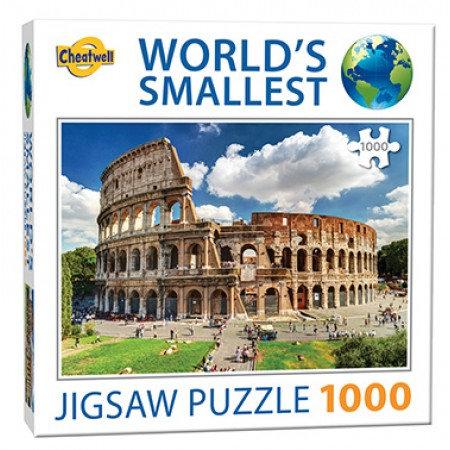 1000PC PUZZLE - THE COLOSSEUM - 13138