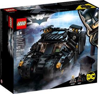LEGO® SUPER HEROES - BATMAN BATMOBILE TUMBLER - 76239