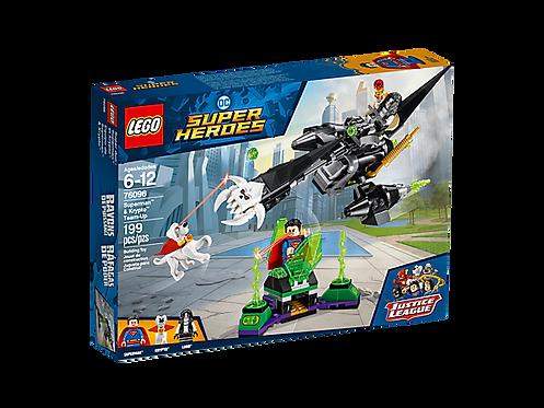 LEGO® SUPER HEROES - SUPERMAN & KRYPTO TEAM UP