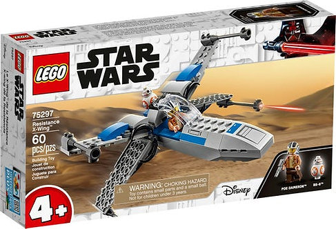 LEGO® STAR WARS -RESISTANCE X-WING - 75297