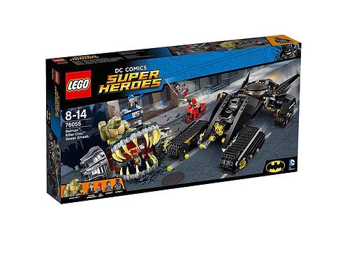 LEGO® SUPER HEROES - BATMAN KILLER CROC SEWER SMAS
