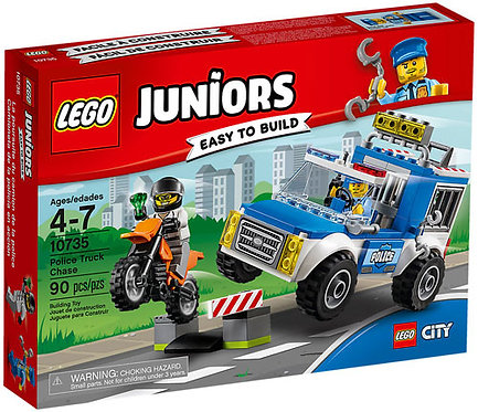 LEGO® JUNIORS - POLICE TRUCK CHASE