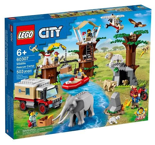 LEGO® CITY - WILDLIFE RESCUE CAMP - 60307