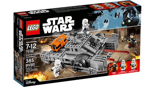 LEGO® STAR WARS - IMPERIAL ASSAULT HOVERTANK